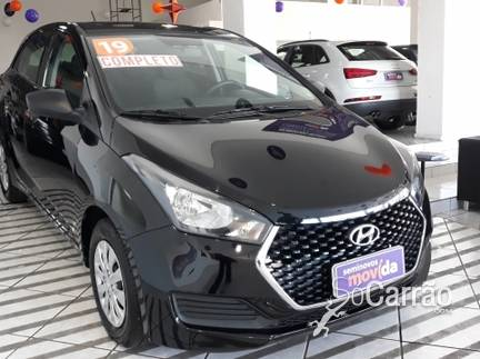 Hyundai HB20 - hb20 COMFORT PLUS 1.6 16V AT