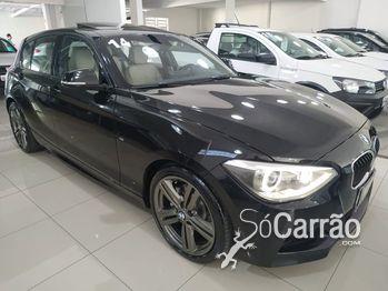 BMW 125i M Sport/Active Flex 2.0 TB