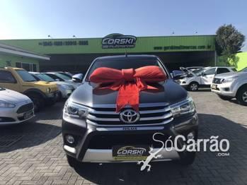Toyota HILUX CABINE DUPLA SRX 4X4 2.8 TDI 16V AUTOMATICO