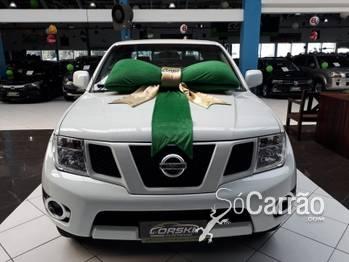 Nissan FRONTIER STRIK 4X4 DUPLA