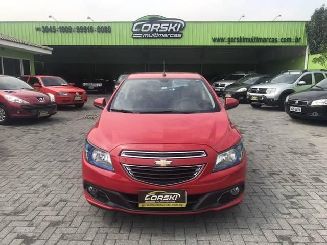 GM - Chevrolet ONIX HATCH LT 1.4 8V 4P