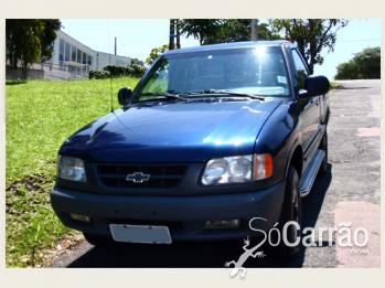 GM - Chevrolet s10 Pick-Up Std. 2.2 MPFI / EFI