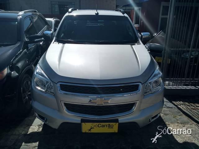 GM - Chevrolet S10 CABINE DUPLA LTZ 2.8 4X4 AUT