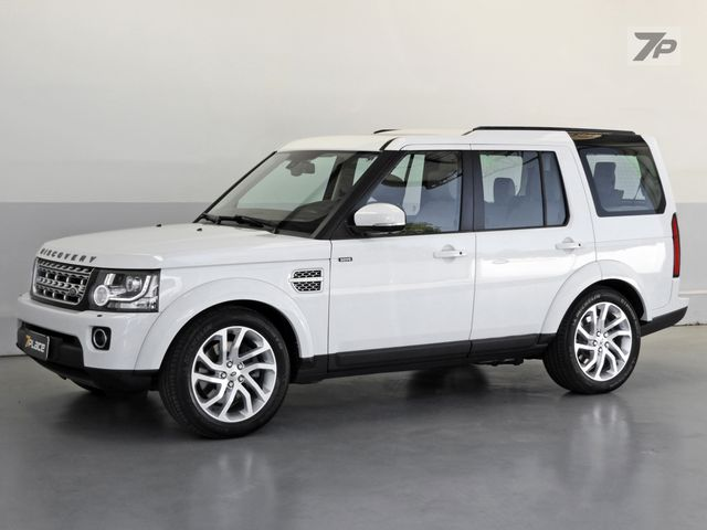 Land Rover DISCOVERY 4 HSE 3.0 4X4 TURBO AUTOMÁTICA