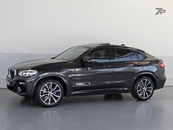 BMW X4 28I X LINE 2.0 4X4 16V TURBO