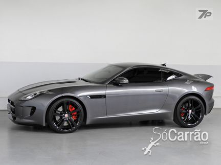 Jaguar F-TYPE - f-type CABRIO S 3.0 S/C V6