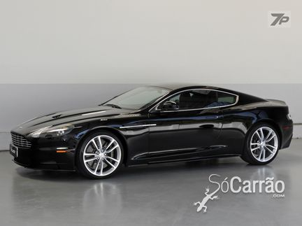 Aston Martin DBS - dbs COUPE 6.0 V12 AT