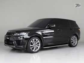 Land Rover RANGE ROVER SPORT - range rover sport HSE DYNAMIC BLACK 4X4 2.0 PHEV