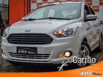 Ford KA SEDAN SEL 1.5