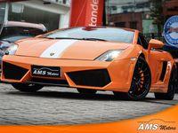 Super carrão Lamborghini GALLARDO LP550 – 2
