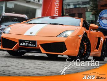 Lamborghini gallardo LP550-2 VALENTINO BALBONI 5.2 V10