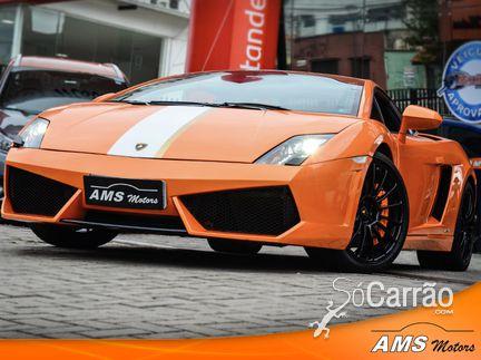 Lamborghini GALLARDO - gallardo LP550-2 VALENTINO BALBONI 5.2 V10