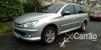Peugeot 206 SW FELINE 1.6