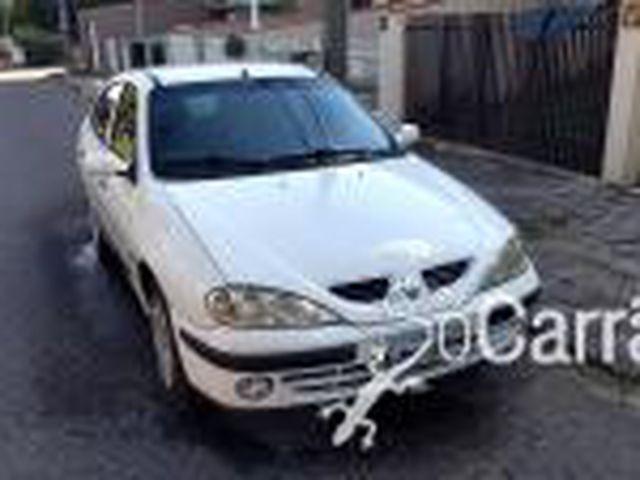 Renault MEGANE SEDAN RXE 2.0 4P