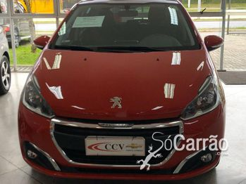 Peugeot 208 ALLURE 1.6 16V AT FLEXSTART