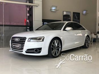 Audi s8 SEDAN 4.0 V8 TFSI QUATTRO TIP