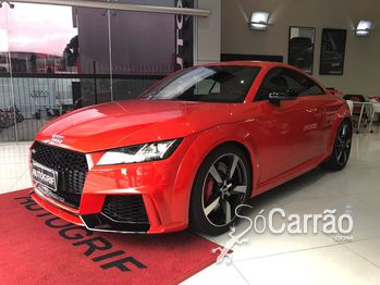 Audi TT RS 2.5 TB FSI QUATTRO COUPE S-TRONIC