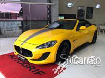 Maserati GRANCABRIO 4.7 V8 32V 440CV