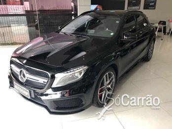 Mercedes GLA 45 AMG 2.0 16V TURBO