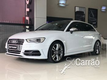 Audi s3 sportback 2.0 16V TFSI QUATTRO S TRONIC