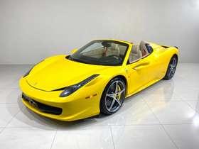 Ferrari 458 - 458 SPIDER 4.5 V8