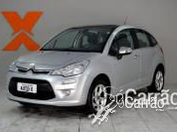 Citroen C3 Exclusive 1.5 Flex 8V