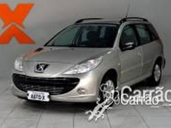 Peugeot 207 SW XR SPORT 1.4 5P