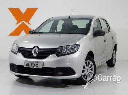 Renault LOGAN - logan AUTHENTIQUE 1.0 16V HIFLEX