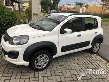 Fiat UNO WAY 1.0 EVO 4P
