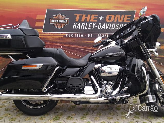 Harley Davidson TOURING ULTRA LIMITED