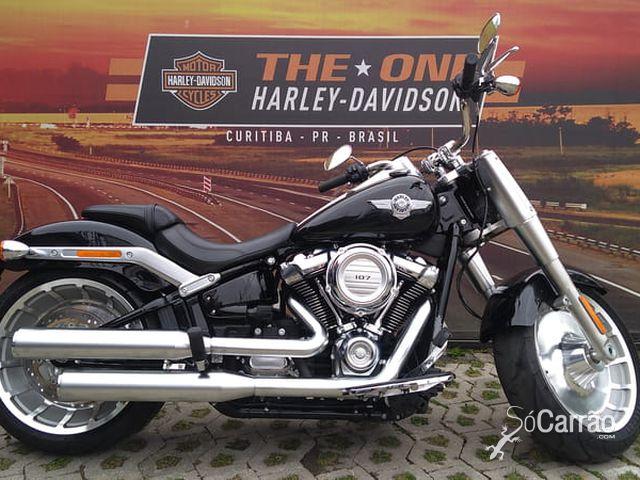 Harley Davidson FAT BOY FLFB