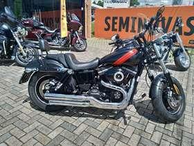 Harley Davidson FAT BOB - fat bob DYNA FAT BOB