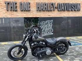 Harley Davidson STREET BOB - street bob DYNA STREET BOB