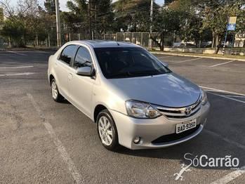 Toyota XS 1.5 Flex 16V