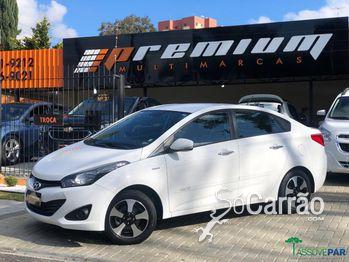 Hyundai HB20 S IMPRESS 1.6 16V AUTOMATICO