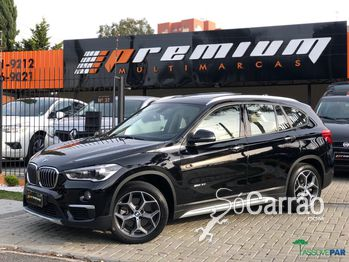 BMW X1 S DRIVE 20i GP 2.0 16v ACTIVE FLEX