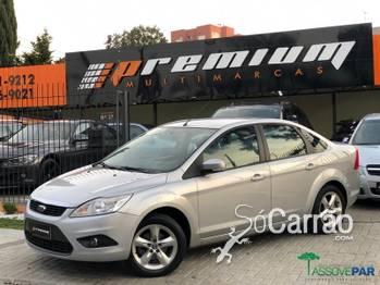 Ford FOCUS SEDAN TITANIUM 2.0 16V 4P