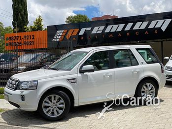 Land Rover freelander 2 SE 4X4 2.0 TB-Si4 AT