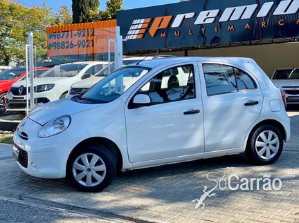 Nissan MARCH - march S 1.0 12V FLEXSTART