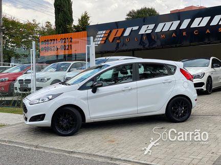 Ford NEW FIESTA - new fiesta SE STYLE 1.6 16V