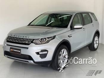 Land Rover discovery sport HSE 2.0 TB-Si4