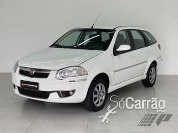 Fiat palio weekend ATTRACTIVE 1.4 8V