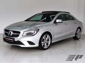 Mercedes CLA 200 - cla 200 FIRST EDITION 1.6 TB