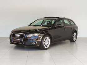 Audi A4 AVANT - a4 avant 2.0 16V TB FSI 183CV MULT