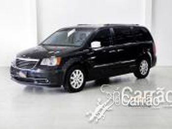 Chrysler TOWN & COUNTRY LIMITED 3.8 V6 AUT.