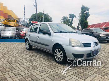 Renault clio hatch CLIO 1.0
