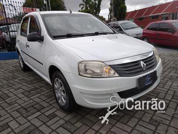 Renault logan Authentique Hi-Flex 1.0 16V