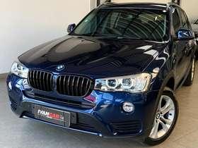 BMW X3 - x3 X3 xDrive20i X LINE 4X4 2.0 16V TB