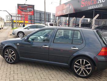 Volkswagen GOLF golf BLACK & SILVER 2.0 MI
