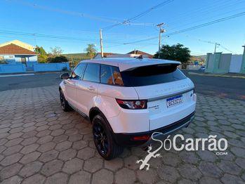 Land Rover range rover evoque PURE 2.0 TB-Si4